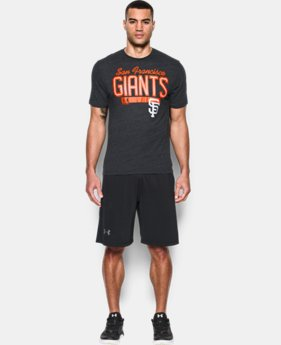 Men's San Francisco Giants Tri-blend T-Shirt
