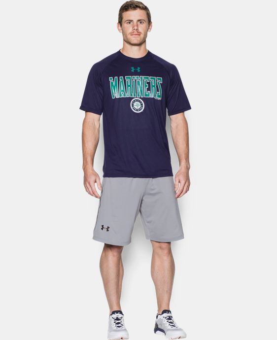 New Arrival  Men's Seattle Mariners Team Tech™ T-Shirt  1 Color $39.99