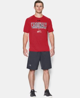 New Arrival  Men's St. Louis Cardinals Team Tech™ T-Shirt LIMITED TIME: FREE SHIPPING 1 Color $39.99
