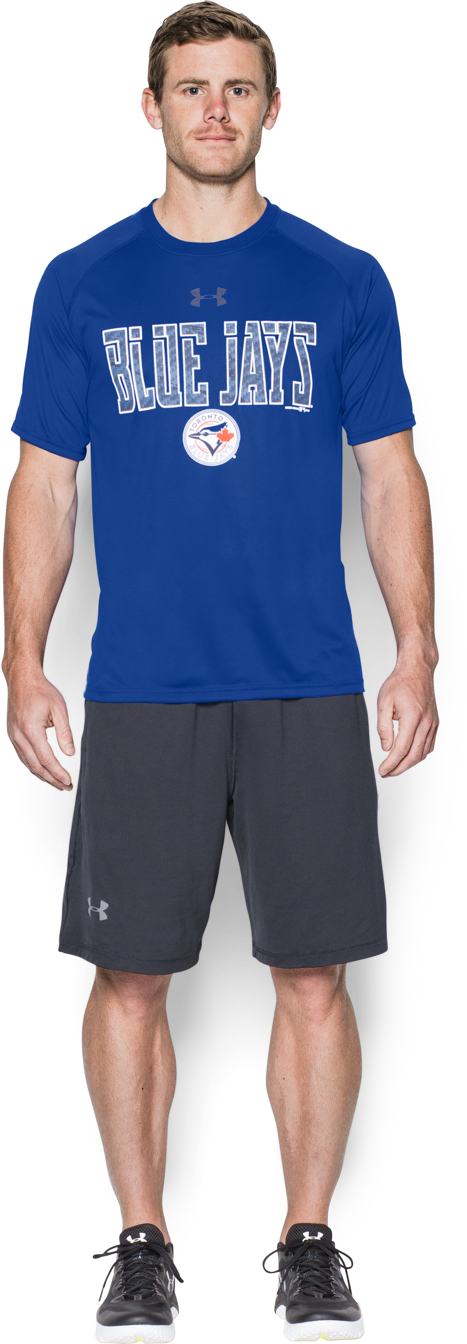 Men's Toronto Blue Jays Team Tech™ T-Shirt, Royal, Front