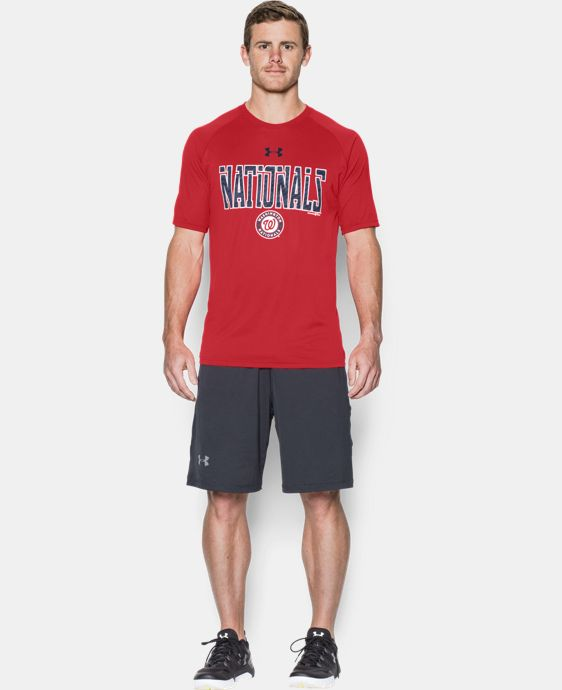Men's Washington Nationals Team Tech™ T-Shirt LIMITED TIME: FREE U.S. SHIPPING 1 Color $34.99