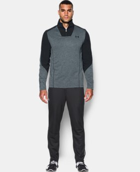 Men's UA ColdGear® Infrared Grid ½ Zip  LIMITED TIME: FREE SHIPPING  $79.99