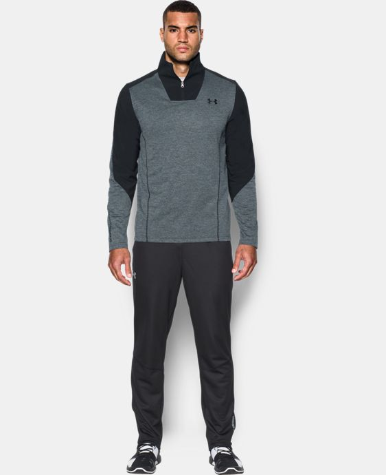 Men's UA ColdGear® Infrared Grid ½ Zip  LIMITED TIME: FREE U.S. SHIPPING 1 Color $69.99