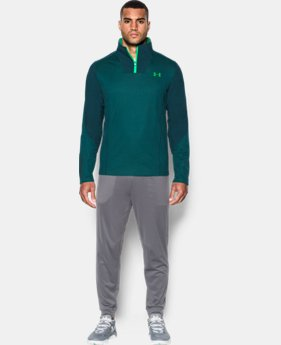Men's UA ColdGear® Infrared Grid ½ Zip   1 Color $59.99