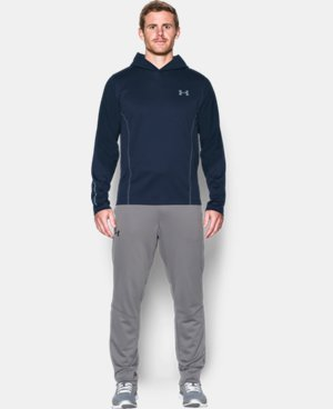 Men's UA ColdGear® Infrared Grid Pullover Hoodie  1 Color $52.99
