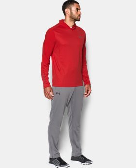 Men's UA ColdGear® Infrared Grid Pullover Hoodie   $69.99