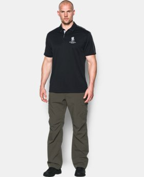 New Arrival Men's UA Freedom WWP Polo   4 Colors $39.99