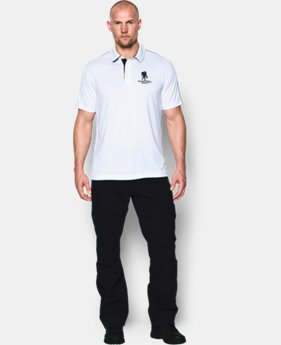 Men's UA Freedom WWP Polo LIMITED TIME: FREE U.S. SHIPPING 2 Colors $29.99