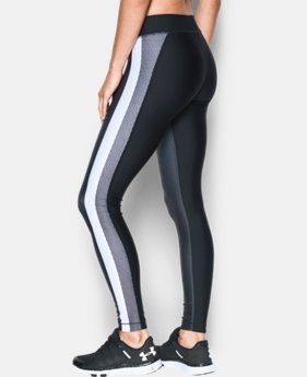 New Arrival  Women's UA HeatGear® Armour Engineered Legging LIMITED TIME: FREE SHIPPING 2 Colors $79.99