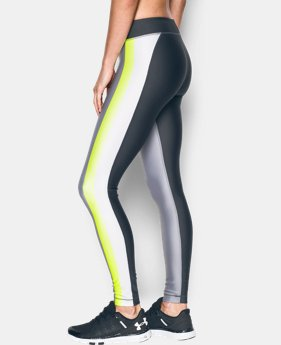 New Arrival  Women's UA HeatGear® Armour Engineered Legging LIMITED TIME: FREE SHIPPING 3 Colors $79.99