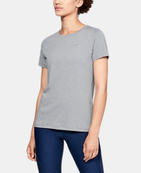 Best Seller Women's HeatGear® Short Sleeve  2  Colors Available $27.99