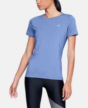 Best Seller Women's UA HeatGear® Armour Short Sleeve LIMITED TIME: FREE U.S. SHIPPING 4  Colors Available $27.99
