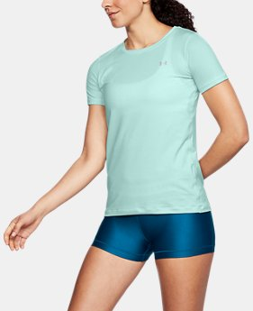 Best Seller Women's UA HeatGear® Armour Short Sleeve  9  Colors Available $27.99