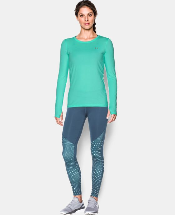 Women's UA HeatGear® Armour Long Sleeve  LIMITED TIME: FREE U.S. SHIPPING 2 Colors $22.99 to $32.99