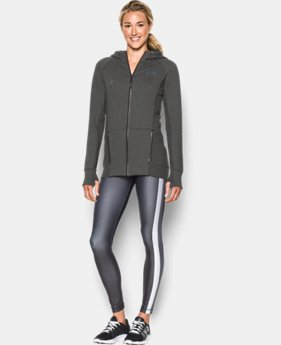 Women's UA Varsity Fleece Full Zip  6 Colors $104.99