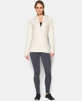 Women's UA Varsity Fleece Full Zip   $139.99