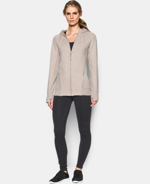 New Arrival  Women's UA Varsity Fleece Full Zip  1 Color $139.99