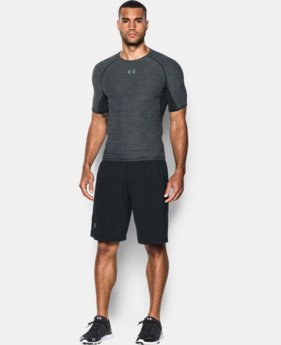 New Arrival  Men's UA HeatGear® Armour Twist Compression Tank   1 Color $37.99