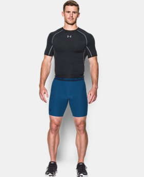 Men's UA HeatGear® Armour Twist Compression Shorts