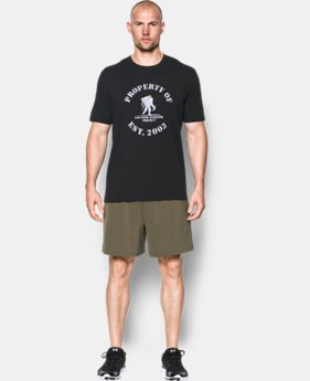 New Arrival Men's UA Freedom Property of WWP T-Shirt  4 Colors $24.99