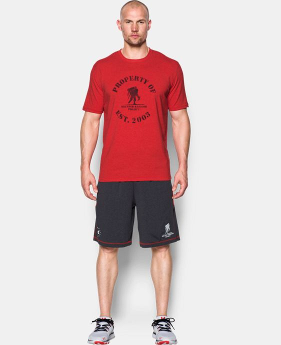 Men's UA Freedom Property of WWP T-Shirt   1 Color $24.99