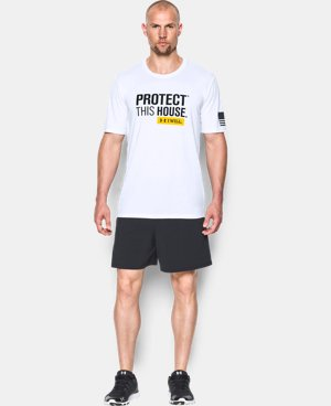 Men's UA Freedom PTH® T-Shirt  LIMITED TIME: FREE U.S. SHIPPING 1 Color $27.99