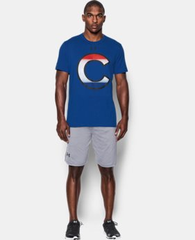 Men's Chicago Cubs T-Shirt LIMITED TIME: FREE U.S. SHIPPING 1 Color $34.99