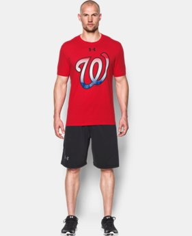 Men's Washington Nationals T-Shirt LIMITED TIME: FREE SHIPPING 1 Color $34.99
