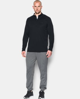 New Arrival  Men's UA Tactical Tech™ ¼ Zip   $44.99
