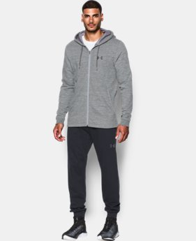 Men's UA Baseline Hoodie LIMITED TIME: FREE U.S. SHIPPING 1 Color $59.99