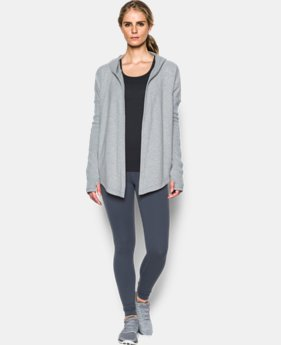 New Arrival Women's UA Modern Terry Open Front Cardigan  1 Color $99.99