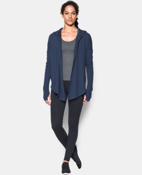 Women's UA Modern Terry Open Front Cardigan  3 Colors $59.99