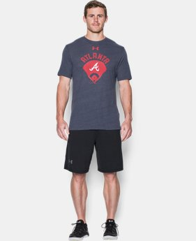 Men's Atlanta Braves Vintage Tri-blend  1 Color $34.99