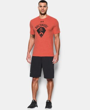 New Arrival Men's Baltimore Orioles Vintage Tri-blend LIMITED TIME: FREE U.S. SHIPPING 1 Color $34.99