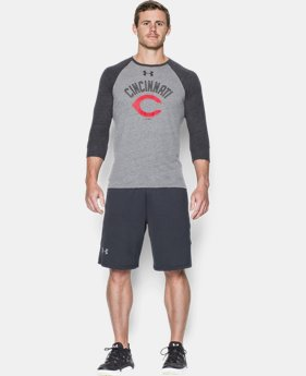 Men's Cincinnati Reds Vintage ¾ Sleeve  1 Color $29.99