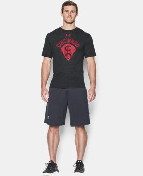 Men's Cincinnati Reds Vintage Tri-blend  1 Color $26.99
