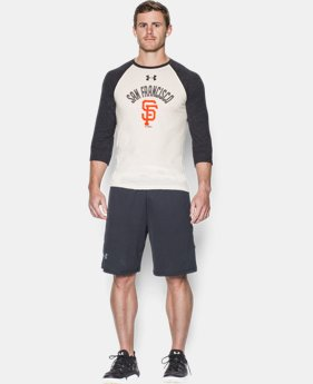 Men's San Francisco Giants Vintage ¾ Sleeve