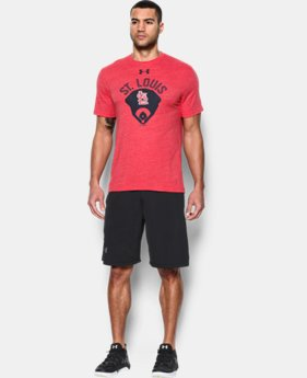 New Arrival Men's St. Louis Cardinals Vintage Tri-blend LIMITED TIME: FREE SHIPPING 1 Color $34.99