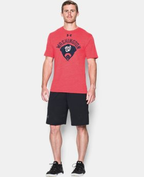 Men's Washington Nationals Vintage Tri-blend LIMITED TIME: FREE SHIPPING 1 Color $34.99