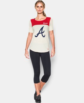 Women's Atlanta Braves Vintage Shirzee  1 Color $39.99