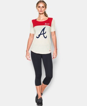 Women's Atlanta Braves Vintage Shirzee LIMITED TIME: FREE U.S. SHIPPING 1 Color $39.99