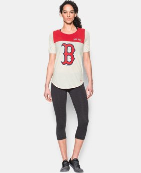 Women's Boston Red Sox Vintage Shirzee