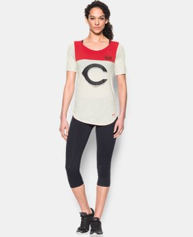 Women's Cincinnati Reds Vintage Shirzee LIMITED TIME: FREE SHIPPING 1 Color $39.99