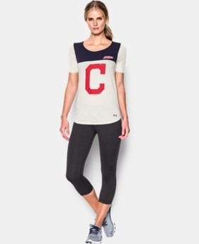 Women's Cleveland Indians Vintage Shirzee  1 Color $39.99