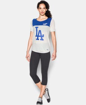 Women's Los Angeles Dodgers Vintage Shirzee