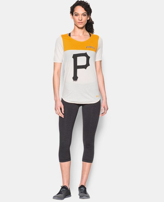 Women's Pittsburgh Pirates Vintage Shirzee  1 Color $39.99