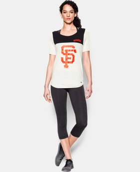 Women's San Francisco Giants Vintage Shirzee LIMITED TIME: FREE SHIPPING 1 Color $39.99