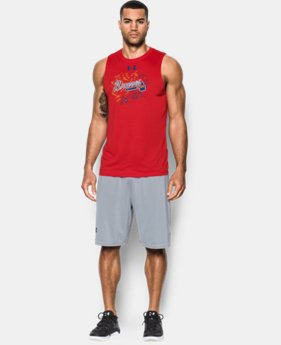 Men's Atlanta Braves Tech™ Tank LIMITED TIME: FREE SHIPPING 1 Color $34.99
