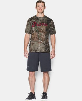 Men's Atlanta Braves Camo T-Shirt LIMITED TIME: FREE U.S. SHIPPING 1 Color $37.99