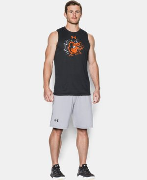 Men's Baltimore Orioles Tech™ Tank LIMITED TIME: FREE U.S. SHIPPING 1 Color $34.99